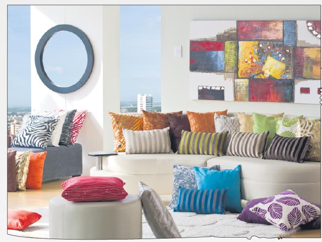 Accesorios y colores para decorar tu casa en el verano for Accesorios hogar